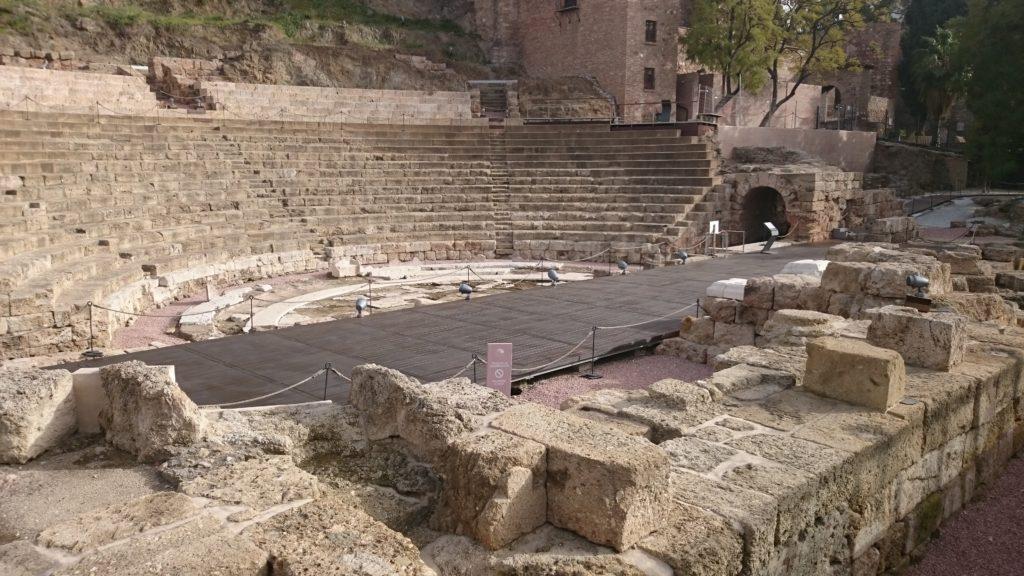 Teatro Romano Malaga