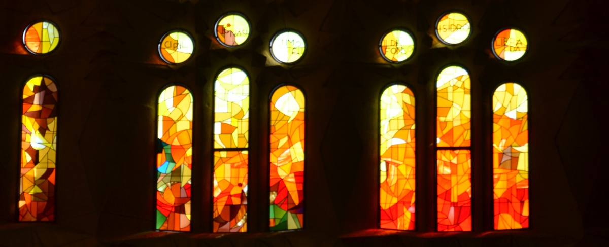 Stained Glass Colour