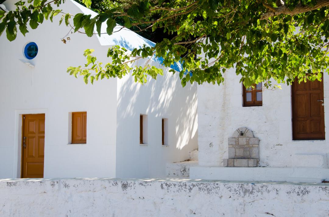 Monastery in Kos